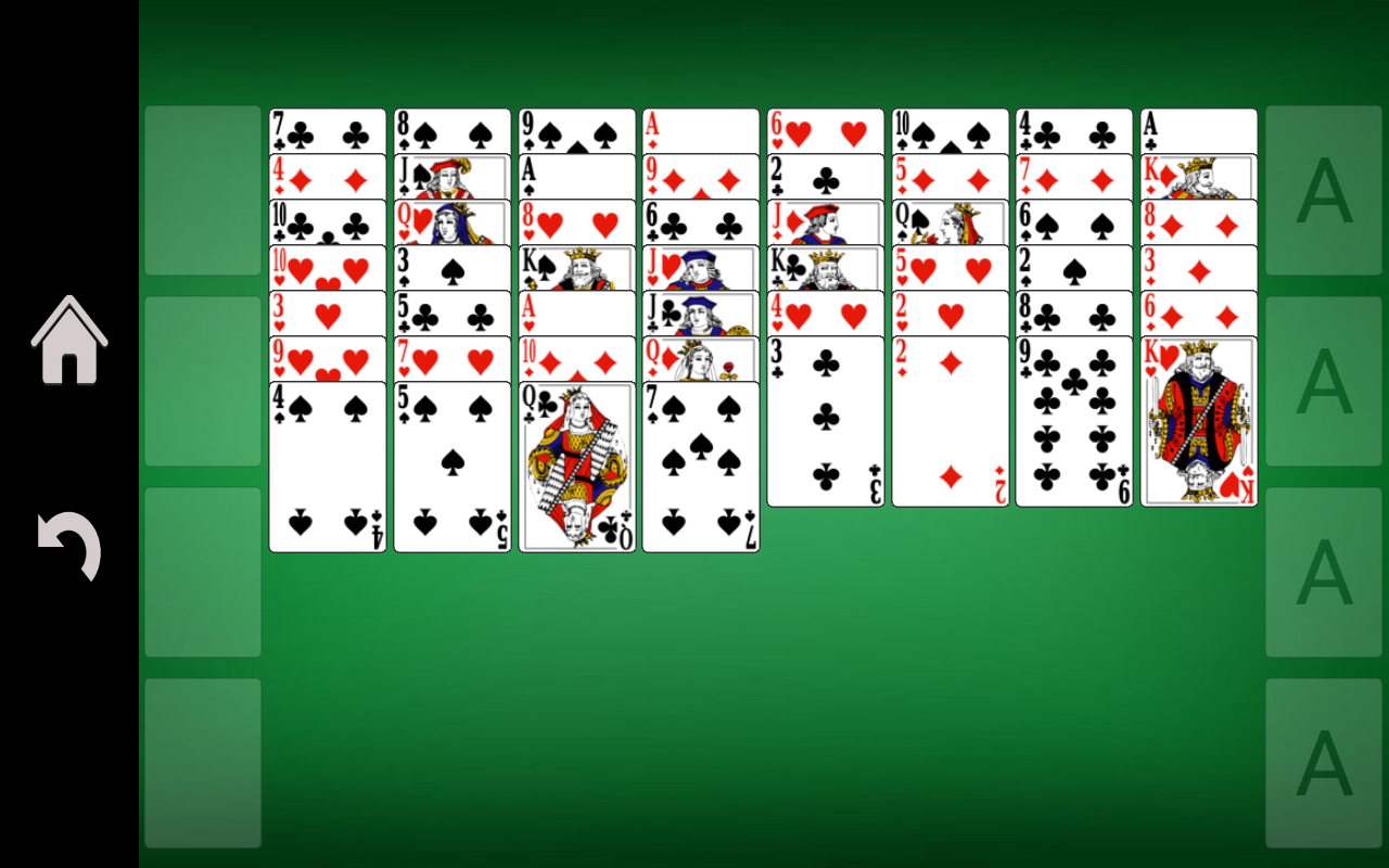 Freecell Online Solitaire
